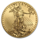 2019 1/2 oz BU Gold American Eagle